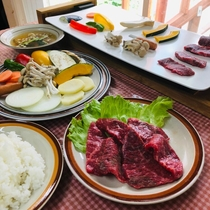 米沢牛焼肉プラン