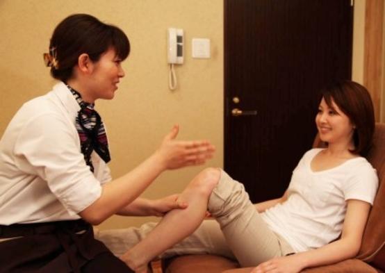Spa・Re・Ra・Kuで癒しの足つぼマッサージ(30分)付宿泊プラン