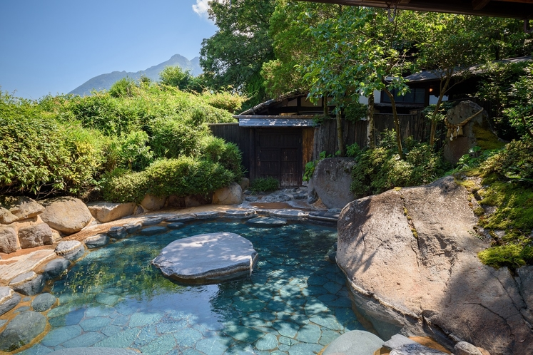 男性専用露天風呂「弘法の湯」