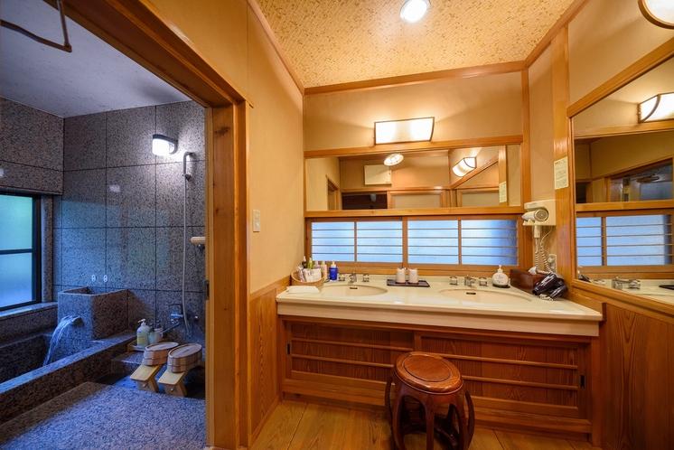 【新館弘法亭】和室8+8畳 部屋風呂