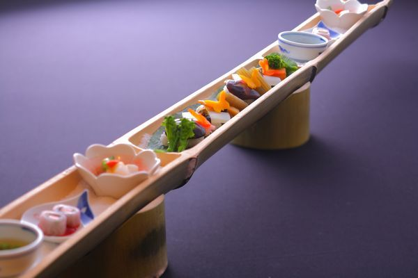 2009.06 竹料理