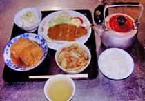 夕食(和定食)