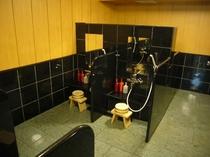 大浴場洗い場