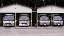 送迎バス/ご宿泊での利用の方、片道30分まで無料でバスを送迎いたします。