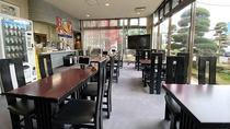 喫茶店/軽食はこちらで。ごゆっくりお過ごし下さい。