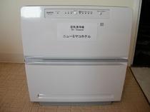 全室完備空気清浄機