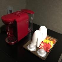 ◆客室備品◆ツインルームに設置