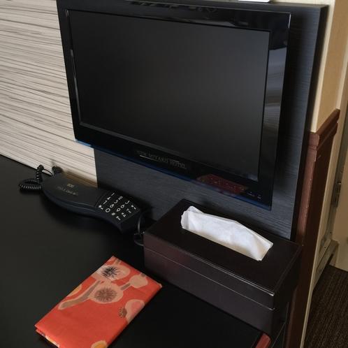 ◆客室備品◆テレビ