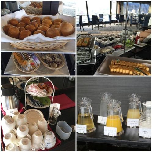◆朝食バイキングA