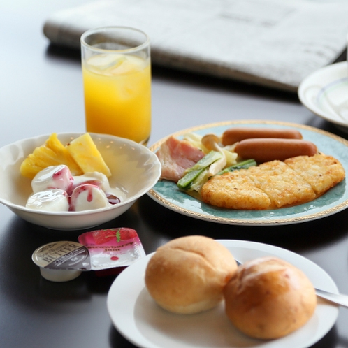 ◆朝食◆バイキング一例D