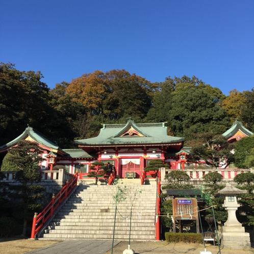 ◆織姫神社