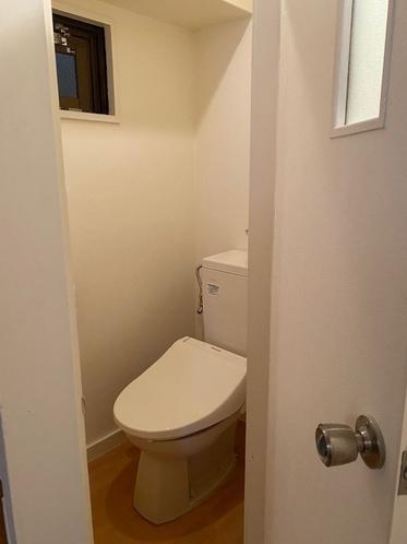 マンショントイレ