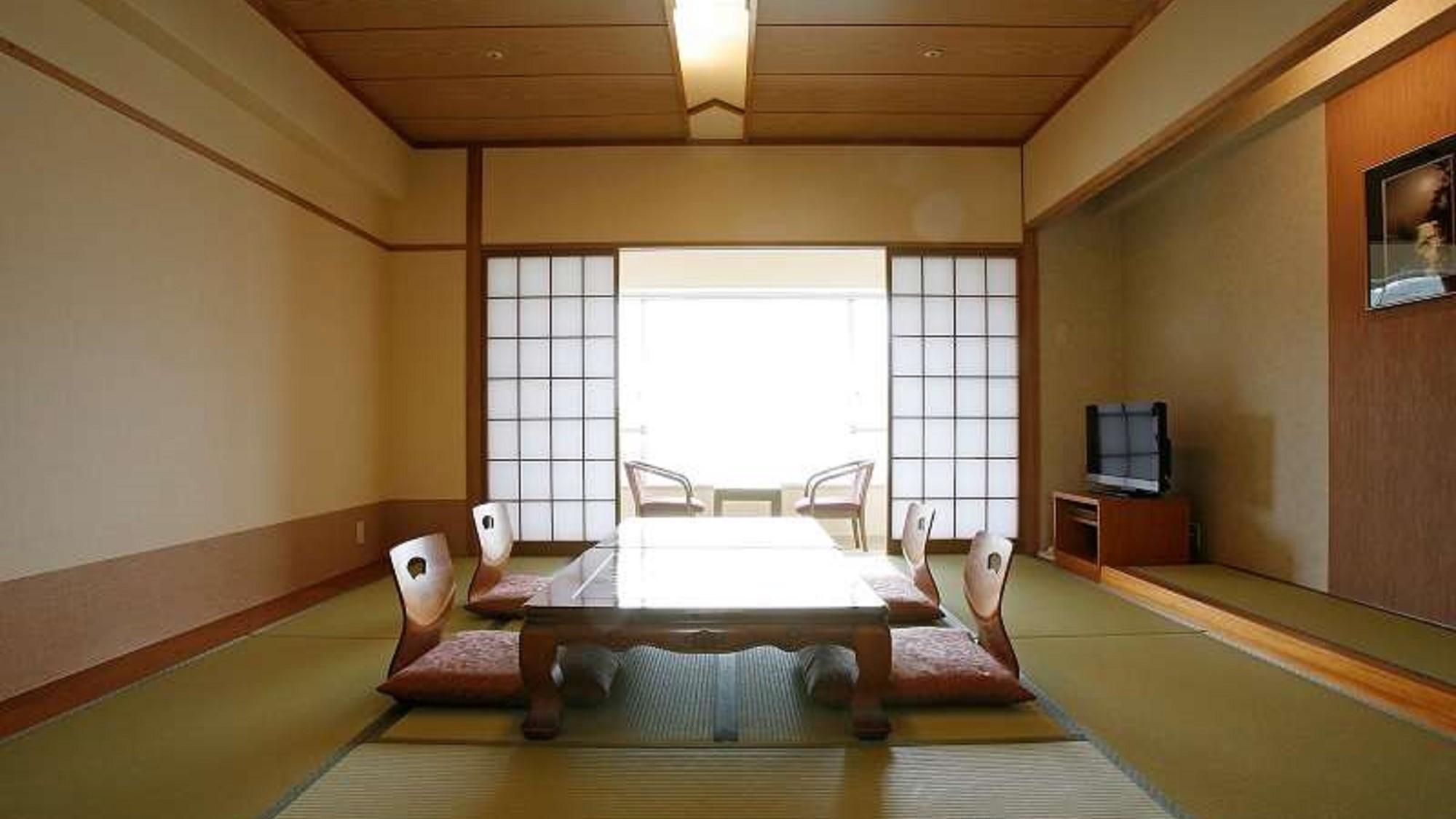 和室10畳(禁煙タイプ=6・8階、喫煙タイプ=4・5階)