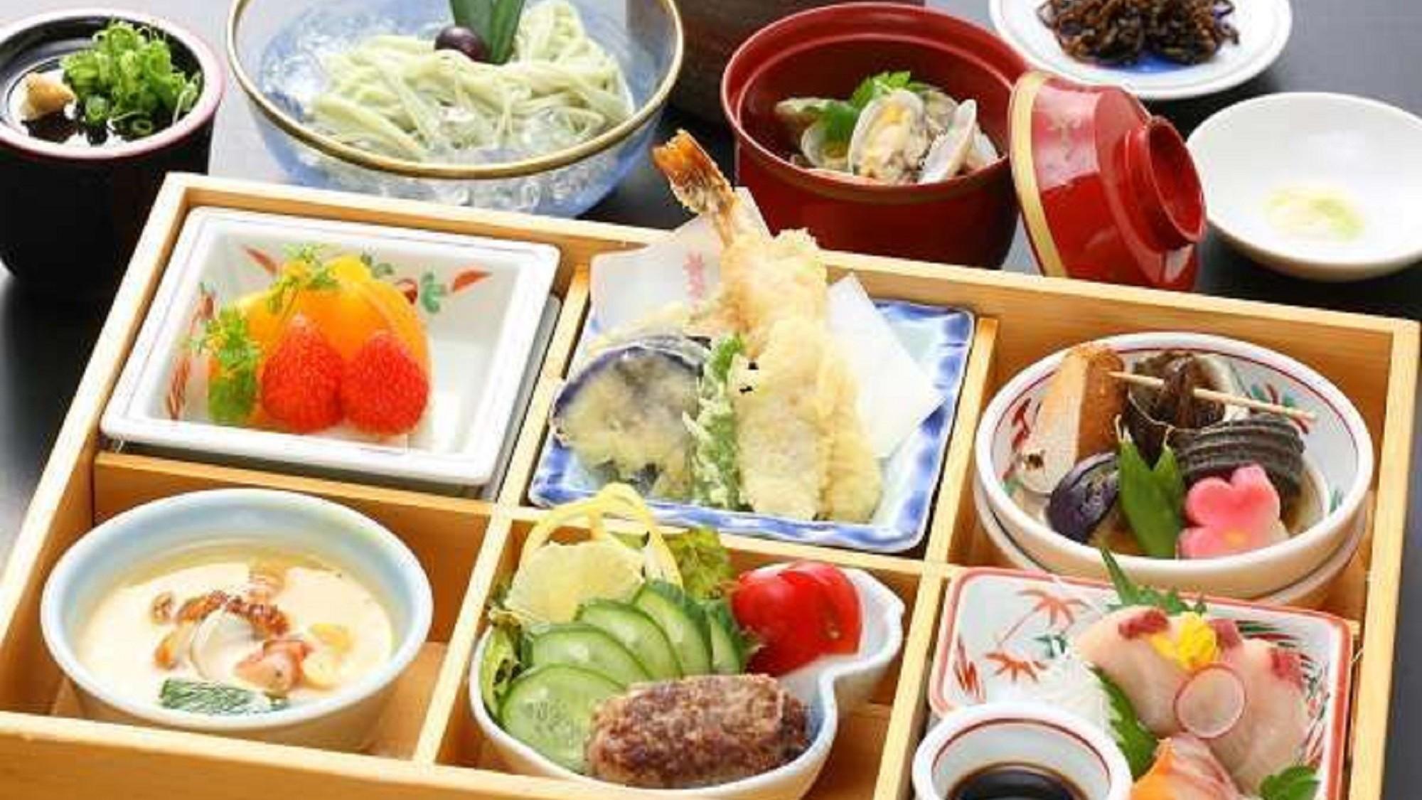 お子様和食コース料理 ※イメージ