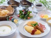 ●朝食 洋食