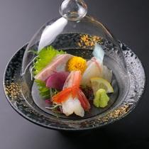 季節の魚の御造り