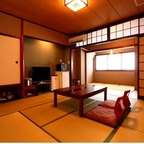 和室(スタンダード)のお部屋一例