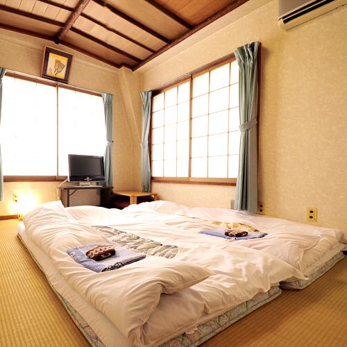 *【和室6畳】やはり和室は落ち着きますね!?気軽に泊まれる和室です