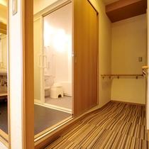 *【和室12畳】フラットな設計&てすりが付いて安心!!※一部のみ。要事前相談