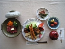 ジュニア定食(例)