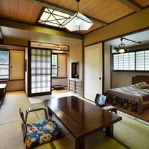 ―癒しのひととき―浪漫への誘い■昭和初期風のお部屋。明治、大正と違った懐かしさを体感ください。