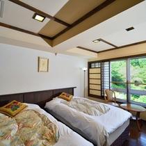 ■コネクティブ洋室(客室一例)