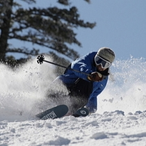 【定山渓高原札幌国際スキー場】-雪質・量ともにGoodなスキー場-