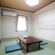 *部屋一例/リニューアルしたばかりの7.5畳の和室です。エアコンも畳も新品です!