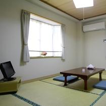 *部屋一例/リニューアルしたばかりの7.5畳和室です。テレビも完備しています♪