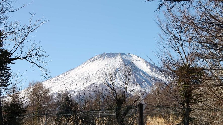◇外景(富士山)