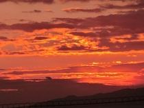 相模湾に望む朝焼け絶景!(お部屋から見えます)