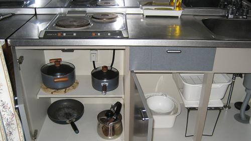 【コテージ】各種調理器具