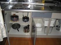 各種調理器具