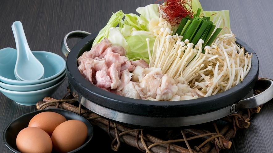 石焼ホルモン鍋