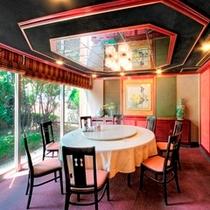 レストラン内『個室』