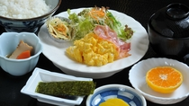 朝食・和食(イメージ)