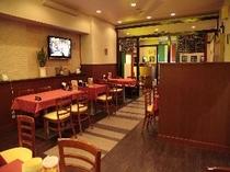 レストラン 夜 イメージ一例