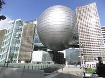 プラネタリウムが素敵☆名古屋市科学館