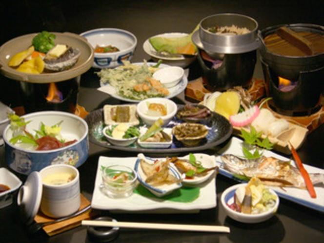 和食膳<とわだこ遊月贅沢プラン>