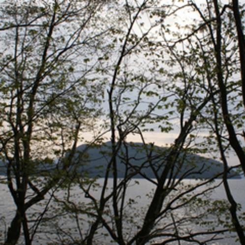 十和田湖の景色