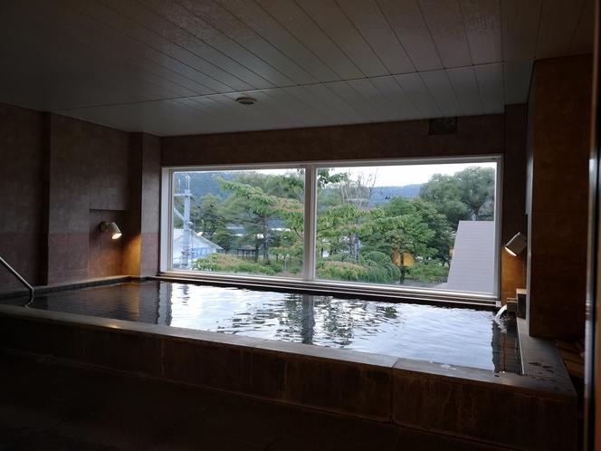 大浴場「月見の湯」