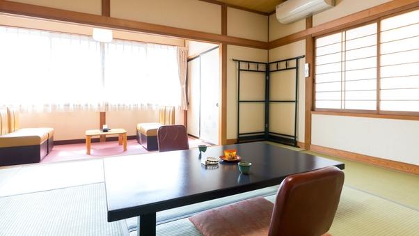 【別館】和室10畳+広縁◇昔ながらの心和むお部屋