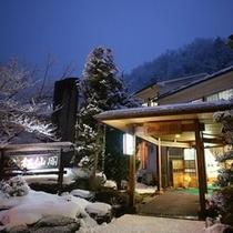 ■【外観】冬