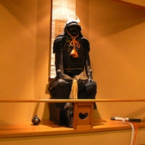 江戸時代中期の甲冑