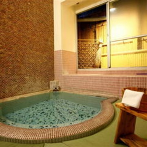 無料貸切風呂「富士」