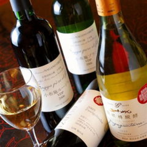 信州のワイン