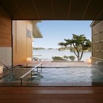 貸切風呂 朝日見の湯
