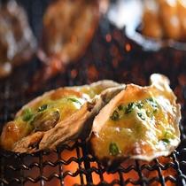 かまど牡蠣