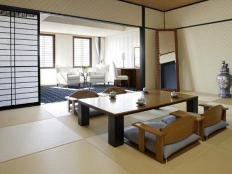 コンフォート和室ガーデンビュー【56平米/禁煙】