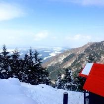 「綿向山」~鈴鹿山脈~標高1,110 m